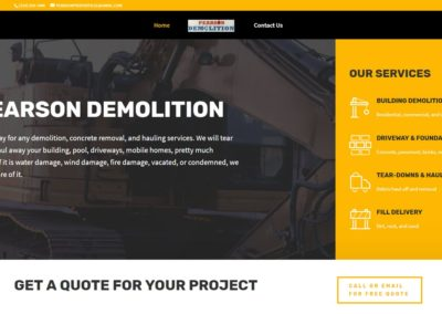 Pearson Demolition